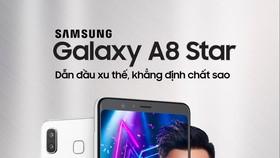 Samsung Galaxy A8 Star lộ diện