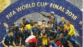Pháp - Croatia 4-2: Griezmann, Pogba, Mbappe tỏa sáng, Deschamps đưa Les Bleus đăng quang sau 20 năm