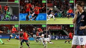 Tây Ban Nha - Croatia 6-0: Bò tót hạ gục Á quân World Cup với tỷ số không tưởng