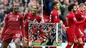Liverpool - Southampton 3-0: Matip và Salah mang về trận thắng thứ 6 cho Jurgen Klopp