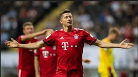 Bayern Munich - AEK Athens 2-0: Lewandowski tiếp tục lập cú đúp