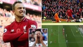 Liverpool - Fulham 2-0: Salah, Shaqiri giành 3 điểm cho HLV Klopp