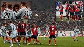 Vidi - Chelsea 2-2: Ampadu phản lưới, Willian, Giroud kịp gỡ hòa