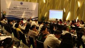 Hội thảo quốc tế về tập huấn và đối thoại quyền con người