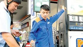 Giá xăng giảm 1.082 đồng/lít