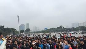 Giá vé chợ đen xem tuyển Việt Nam đá bị đẩy lên gấp 5 lần