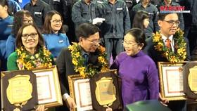11 kỹ sư, công nhân giỏi nhận giải thưởng Tôn Đức Thắng 2018