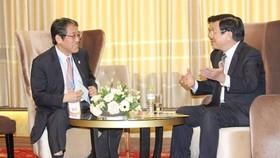 Tăng cường đầu tư hợp tác Nhật Bản - Đồng bằng sông Cửu Long