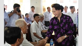Chủ tịch Quốc hội Nguyễn Thị Kim Ngân: Phòng chống tham nhũng không có vùng cấm