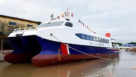 Tuyến tàu cao tốc TPHCM - Cần Giờ - Vũng Tàu hoạt động trở lại