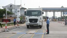 Mở thêm điểm tiếp nhận hồ sơ cấp phù hiệu xe tải