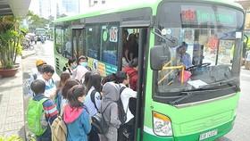 Điều chỉnh tăng giá vé các tuyến xe buýt trợ giá