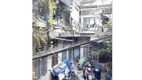 174 căn hộ tái định cư dự án trọng điểm trên địa bàn quận 1