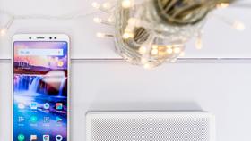 Redmi Note 5 và loa Xiaomi Basic 2