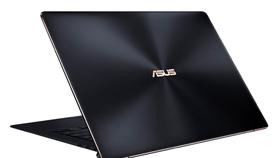 Thiết kế bản lề ErgoLift thông minh của ZenBook S