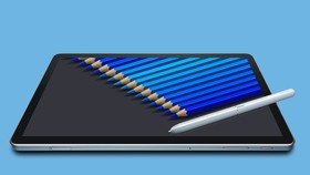 Galaxy Tab S4 với S Pen của Samsung