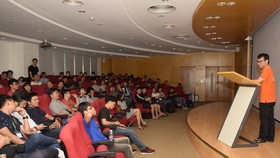 Sự kiện Trà đá Hacking #7 diễn ra tại TPHCM