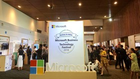 Microsoft Business and Technology Festival 2018