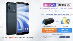 HTC U12 life với nhiều ưu đãi