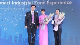 Đại diện Microsoft Việt Nam, SAIGONTEL và Tech Data