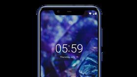 Nokia 5.1 Plus với thiết kế tai thỏ