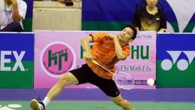 Nguyễn Tiến MInh vẫn là niềm hy vọng của cầu lông Việt Nam. Ảnh: DŨNG PHƯƠNG