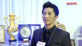 ATG Nguyễn Phương nhận cú đúp giải thưởng ảo thuật thế giới