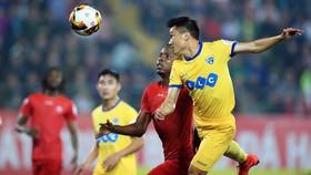 BXH vòng 16 Nuti Cafe V.League 2018: FLC Thanh Hóa lên ngôi nhì