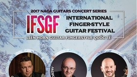 Finger-Style Guitar Festival 2017 to be held in main cities