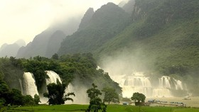 Ban Gioc Waterfall (Photo: VNA)