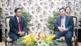 HCM City, Laos enhance bilateral cooperation