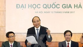 Prime Minister Nguyen Xuan Phuc (Source: VNA)