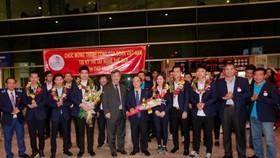 Vietnamese team at WorldSkills Competition 2017