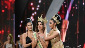 Maria Jose Lora of Peru wins Miss Grand International 2017