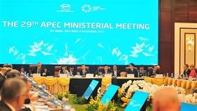 APEC 2017 Ministerial Meeting opens in Da Nang (Photo: VNA)