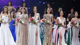 Miss Universe VN  2017 final round to be delayed to year end