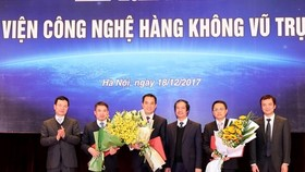 Vietnam National University Hanoi partnered with military-run telecom group Viettel to roll out the School of Aerospace Engineering. (Photo: VNA)