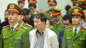 Former Chairman of PetroVietnam Construction Joint Stock Corporation (PVC) Trinh Xuan Thanh was sentenced to life imprisonment for his wrongdoings (Source: VNA)