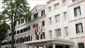 Sofitel Legend Metropole Hanoi. (File Photo)
