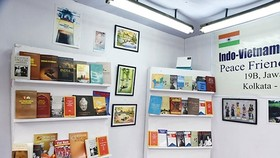 Vietnamese booth at the ongoing 42nd International Kolkata Book Fair