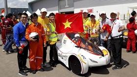 Lac Hong University wins Shell Eco-marathon Asia 2018