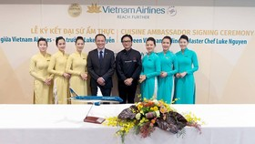 (Photo: Vietnam Airlines)