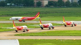 VietJet Air to fly 200 additional flights on upcoming national holidays