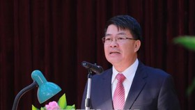 VNOSMP Director Le Thanh Tung speaks at the event (Source: VNA)