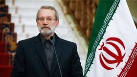 Speaker of the Parliament of Iran Ali Ardeshir Larijani (Photo: ANA news agency)