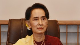 Myanmar State Counsellor Aung San Suu Kyi (Source: VNA)