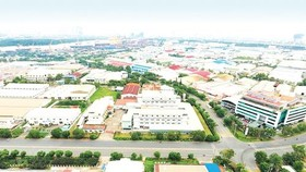 Tan Thuan Export Processing Zone (Photo: Sggp)