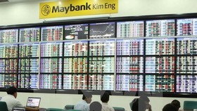The stock market of Vietnam has a good outlook in the long term, according to Chairman of the State Securities Commission of Vietnam Tran Van Dung (Photo: VNA)