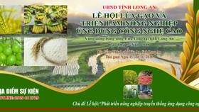 Long An provinces hosts Rice Festival, High-tech Agriculture Exhibition