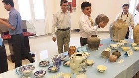 Ba Ria - Vung Tau province receives 367 antiques